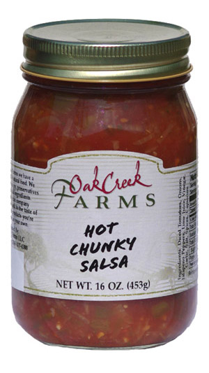 Chunky salsa recipes